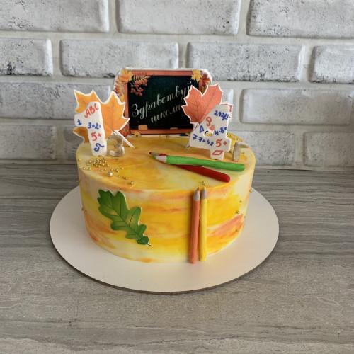 торт для девочки № 55