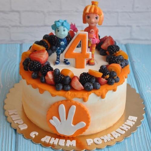 №50 Торт детский