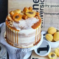№191 Торт с абрикосами