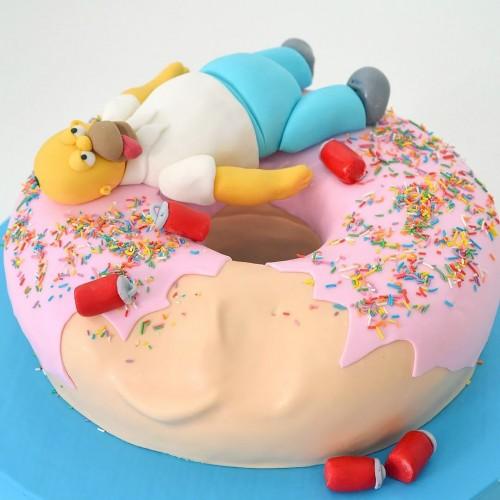 №230 Торт Гомер