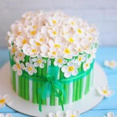 №60 Торт ромашки