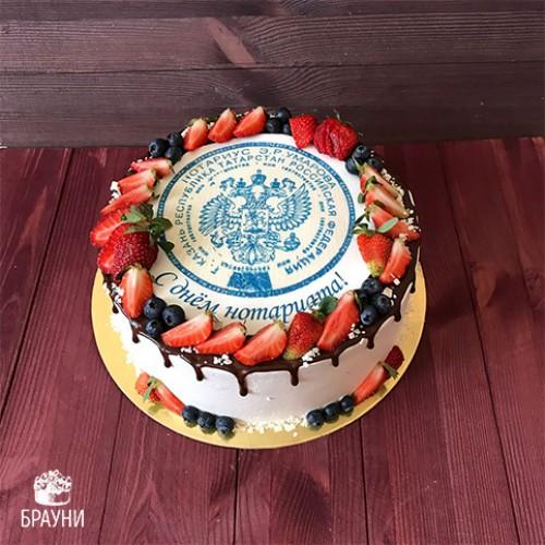 №374 Торт копоративный