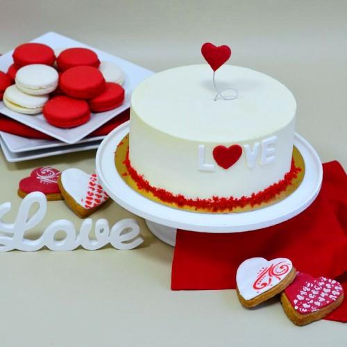 №165 Торт Любовь