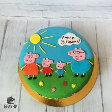 №260 Свинка Пеппа
