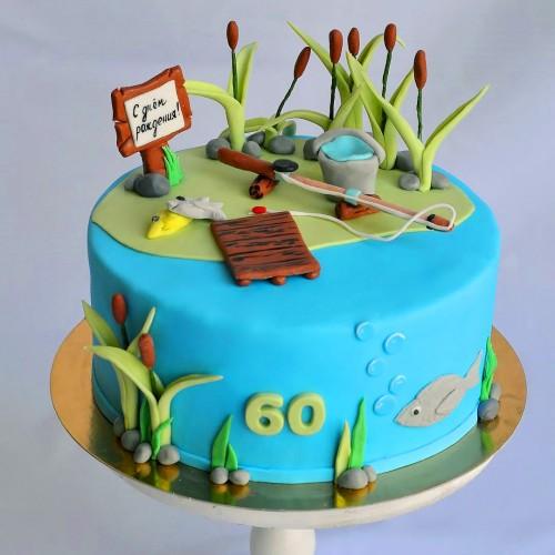 №149 Торт Рыбаку