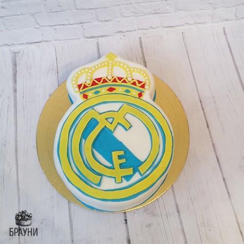 №282 Торт Реал Мадрид