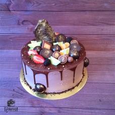 №373 Торт со сладостями