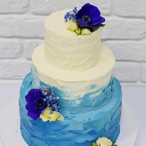 №187 Торт свадебный