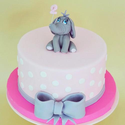 №200 Торт со слоником