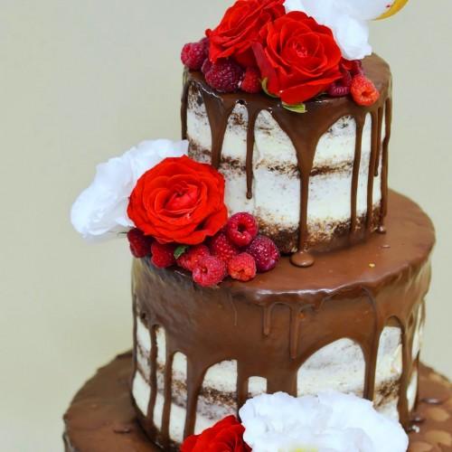 №212 Свадебный торт