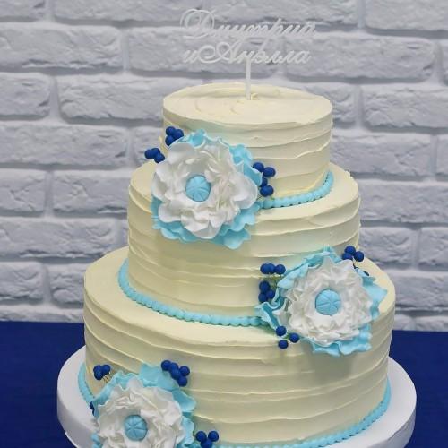 №180 Торт на свадьбу