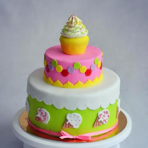 №233 Детский торт