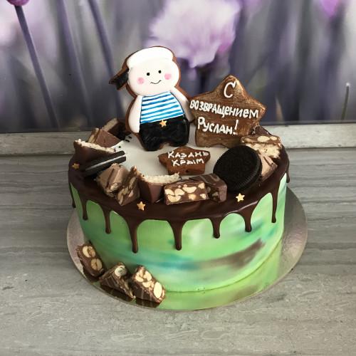 Торт на дембель