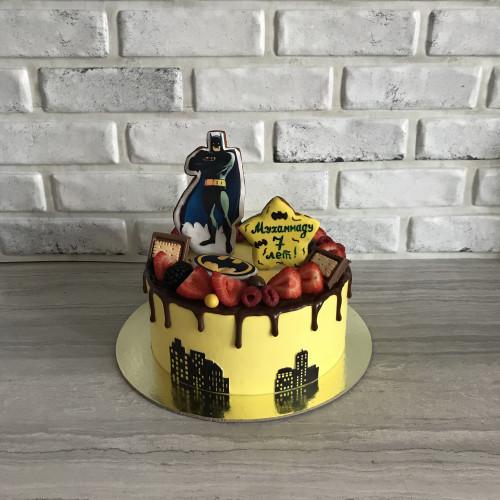 Торт бетман